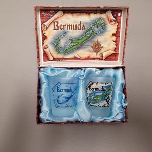 Bermuda Shot Glass Set